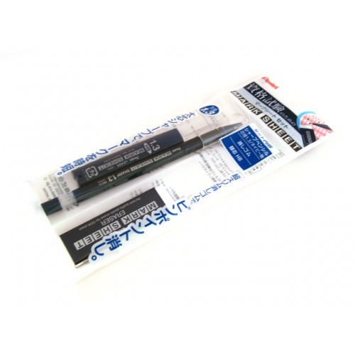 Pentel Mark Sheet Mechanical Pencil 1.3mm Set - Blue