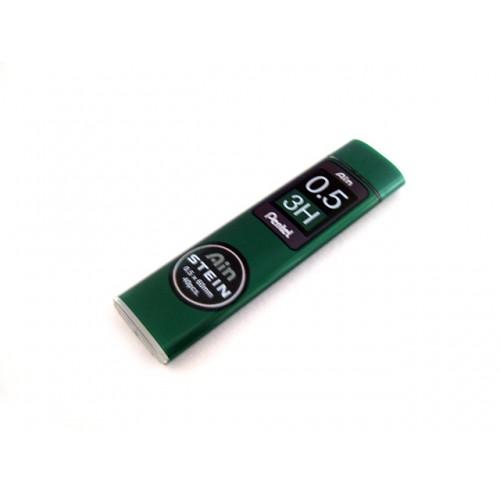 Pentel Stein Pencil Lead - 0.5mm - 3H