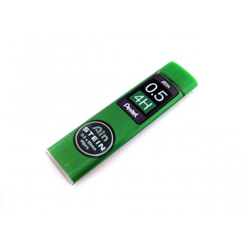 Pentel Stein Pencil Lead - 0.5mm - 4H
