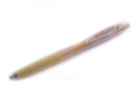 Pilot Juice Gel Pen - 0.5mm - Pastel Yellow