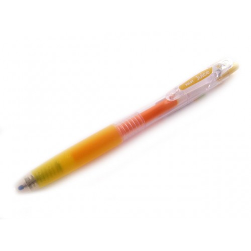 Pilot Juice Gel Pen - 0.5mm - Yellow