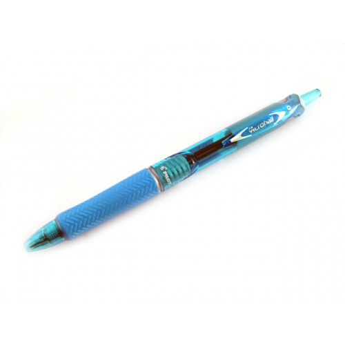 Pilot Acroball Ballpoint Pen 0.7mm - Soft Blue Body - Black Ink
