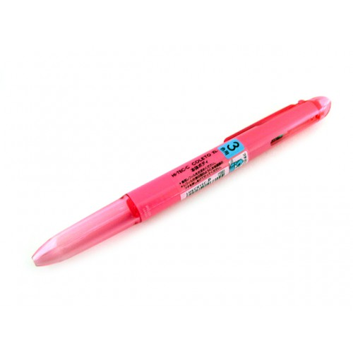 Pilot Hi-Tec-C Coleto N Body - 3-Color, Pink