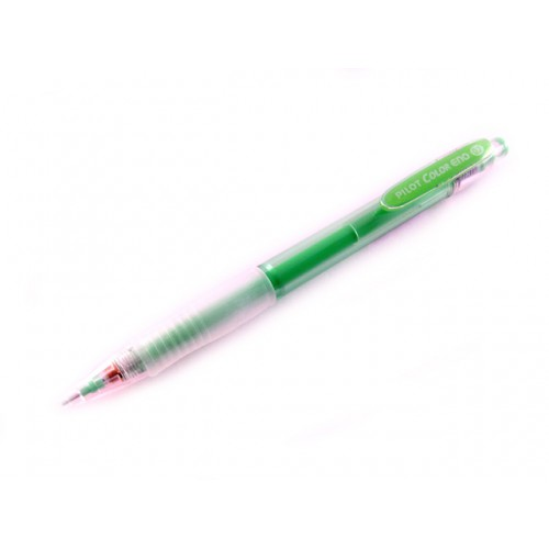 Pilot Color Eno 0.7mm Mechanical Pencil  - Green body