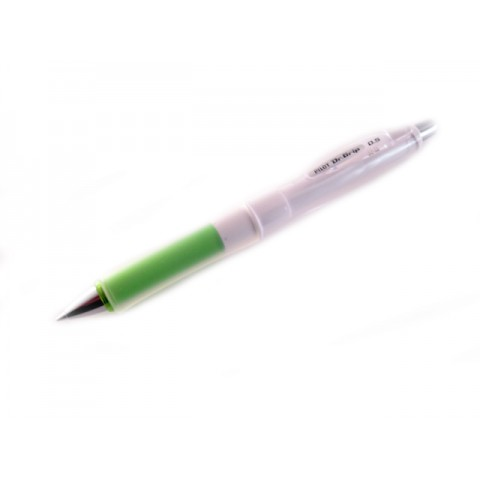 Pilot Dr Grip G-Spec White Shaker Pencil 0.5mm - Green Grip