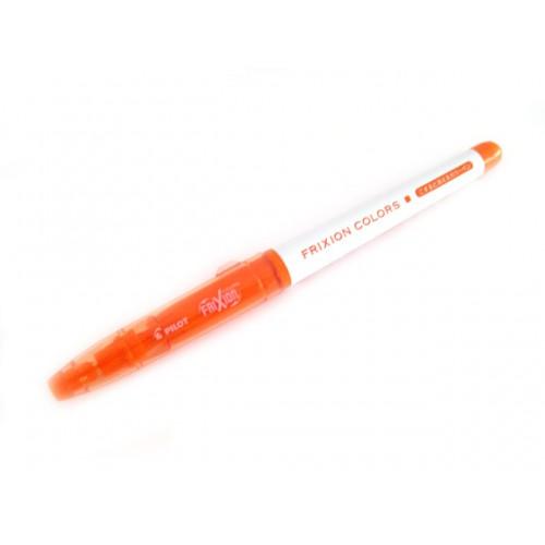 Pilot Frixion Colors Erasable Marker - Orange