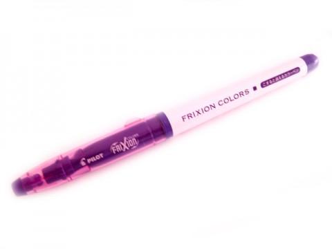 Pilot Frixion Colors Erasable Marker - Violet