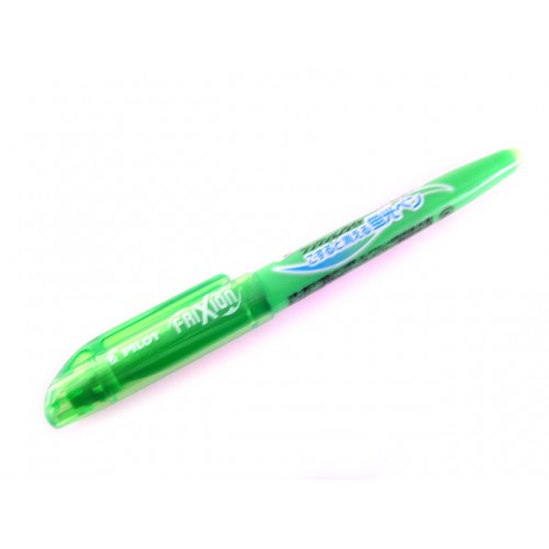 Pilot Frixion Light Fluorescent Erasable Highlighter - Green