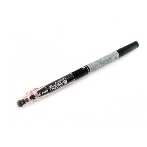 Pilot Frixion Color-Pencil Gel Pen - 0.7mm - Black