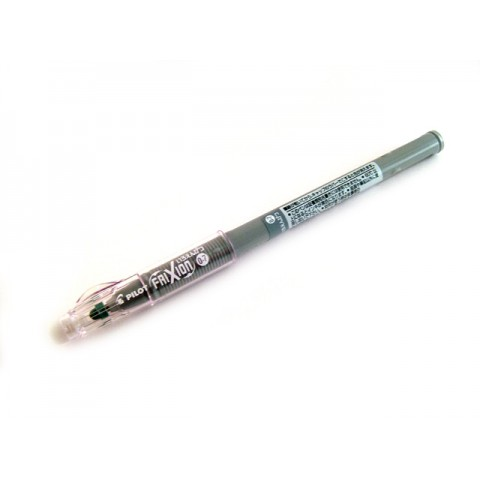 Pilot Frixion Color-Pencil Gel Pen - 0.7mm - Gray