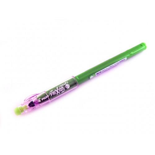 Pilot Frixion Color-Pencil Gel Pen - 0.7mm - Yellow Green