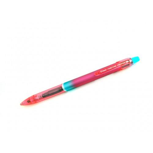 Pilot Fure Fure Sprinter Shaker Mechanical Pencil - 0.3 mm - Pink / Soft Blue