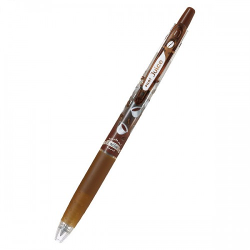 Pilot Juice Scented Gel Pen 0.7mm - Brown Coffee