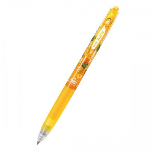 Pilot Juice Scented Gel Pen 0.7mm - Yellow Pineapple