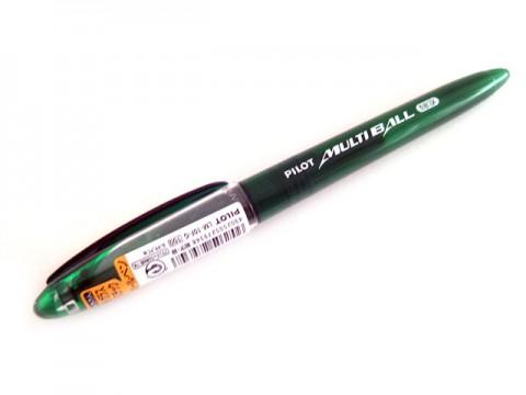 Pilot Multi Ball Roller Ball Pen - Fine - Green