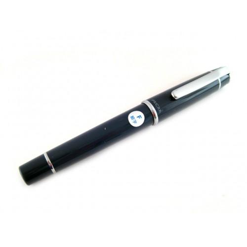 Pilot Prera Fountain Pen - Fine Nib - Slate Gray Body