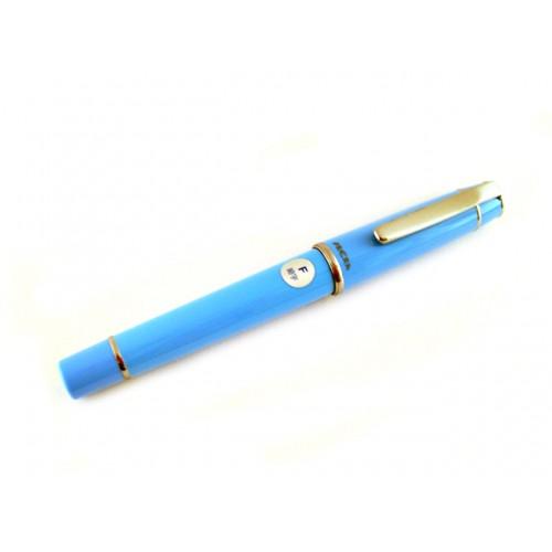 Pilot Prera Fountain Pen - Fine Nib - Soft Blue Body