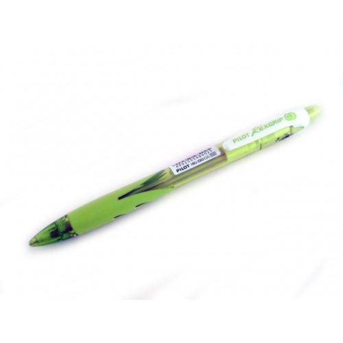 Pilot RexGrip Mechanical Pencil 0.3mm - Clear Light Green