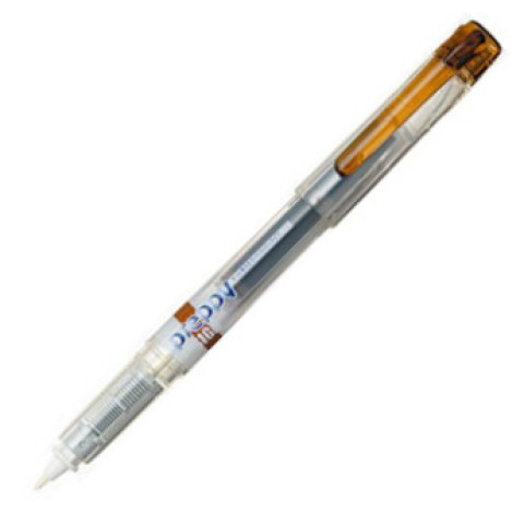 Platinum Preppy Sign Marker Pen - Brown