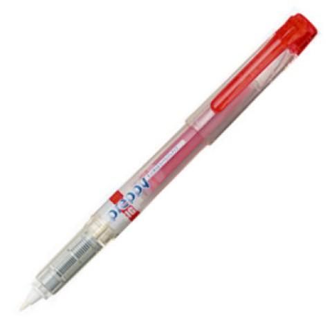 Platinum Preppy Sign Marker Pen - Red