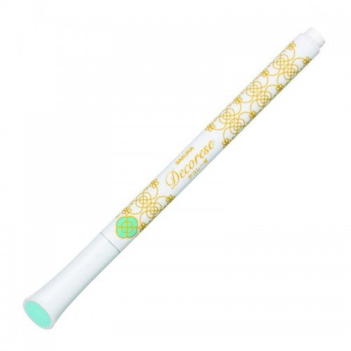 Sakura Decorese Gel Ink Pen - Pastel Aqua