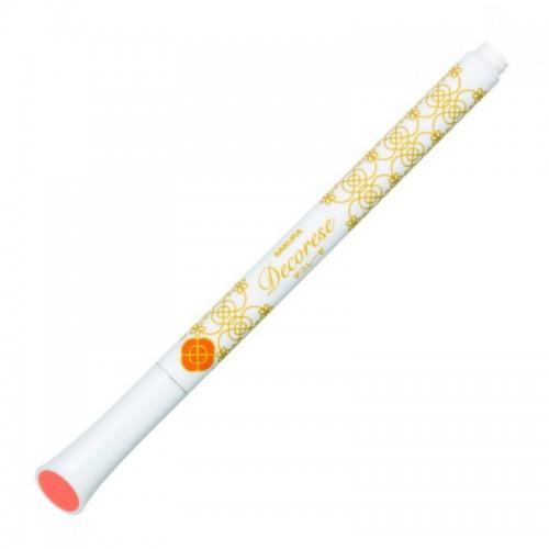 Sakura Decorese Gel Ink Pen - Pastel Orange