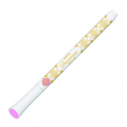 Sakura Decorese Gel Ink Pen - Pastel Pink