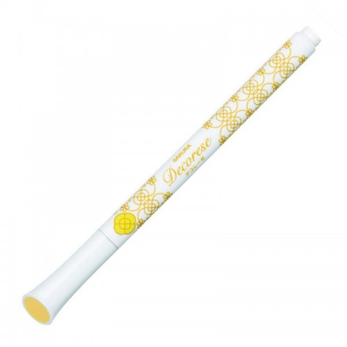 Sakura Decorese Gel Ink Pen - Pastel Yellow