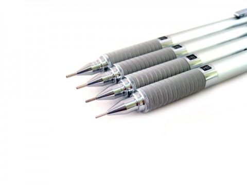 Staedtler 925-25 Silver Drafting Pencil - 0.3 mm