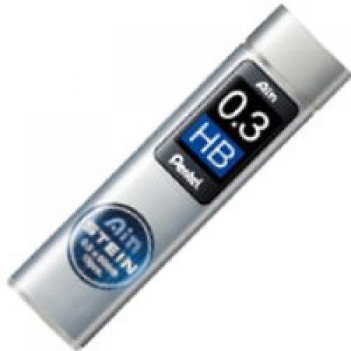 Pentel Stein Pencil Lead - 0.3mm - HB
