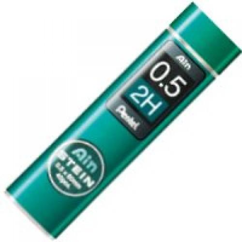 Pentel Stein Pencil Lead - 0.5mm - 2H