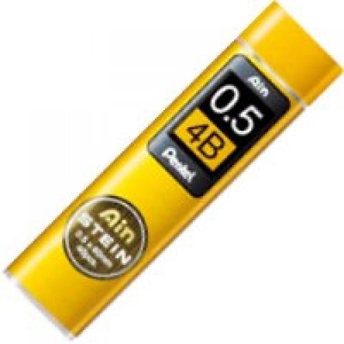 Pentel Stein Pencil Lead - 0.5mm - 4B