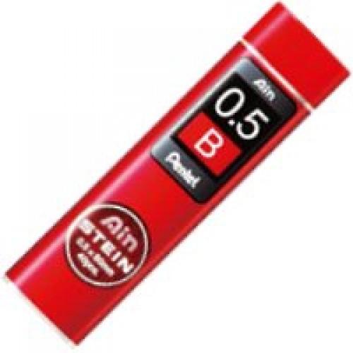 Pentel Stein Pencil Lead - 0.5mm - B