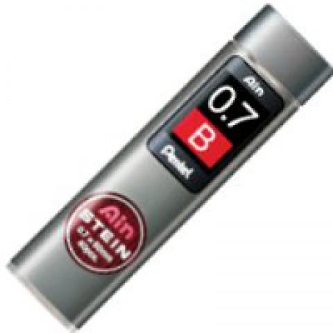 Pentel Stein Pencil Lead - 0.7mm - B