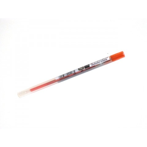 Uniball Style Fit Gel Refill 0.38mm - Mandarin Orange