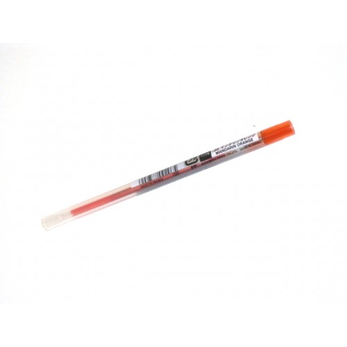 Uniball Style Fit Gel Refill 0.5mm - Mandarin Orange