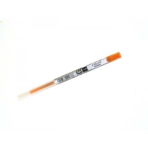 Uniball Style Fit Gel Refill 0.38mm - Orange