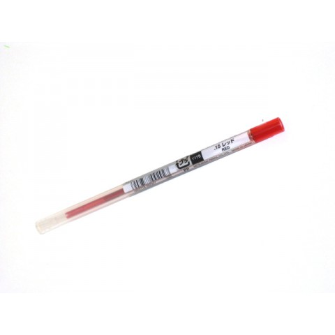 Uniball Style Fit Gel Refill 0.38mm - Red