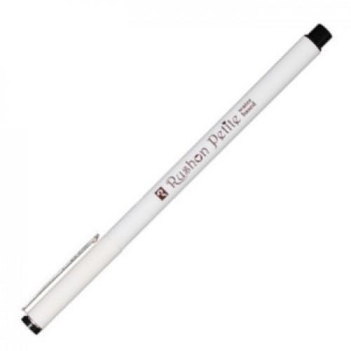 Teranishi Rushon Petite Pen - 0.3 mm - Black