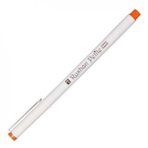 Teranishi Rushon Petite Pen - 0.3 mm - Orange