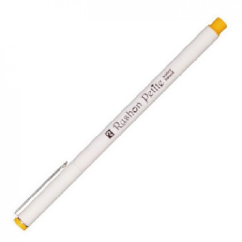Teranishi Rushon Petite Pen - 0.3 mm - Yellow Orchard