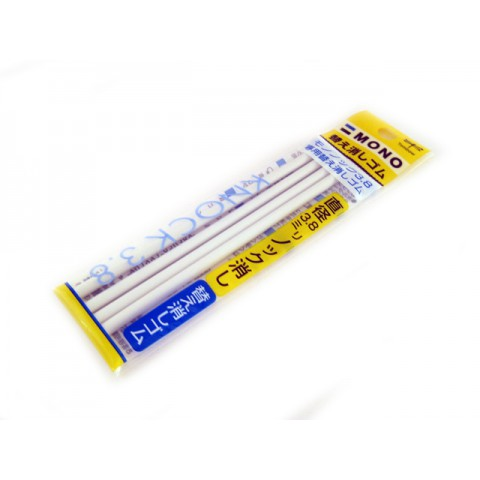 Tombow Mono Knock 3.8 Eraser Refill - Pack of 4