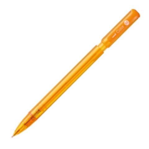 Uni Color Erasable Mechanical Pencil - 0.5 mm - Orange