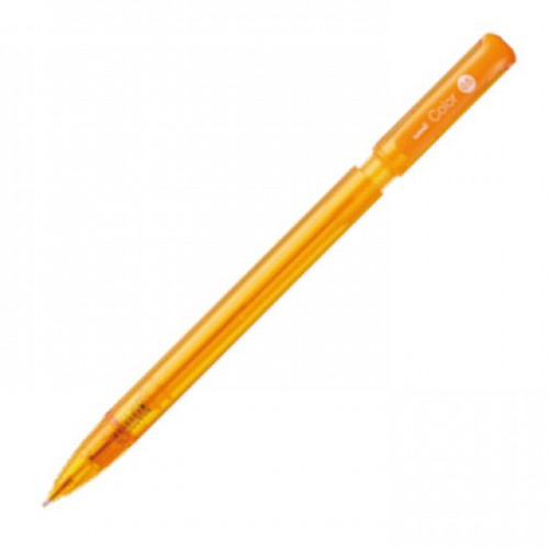 Uni Color Erasable Mechanical Pencil - 0.5 mm - Orange