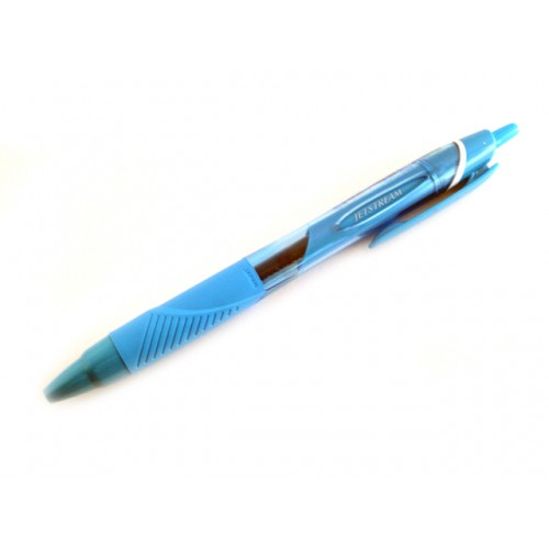 Uniball Jetstream Color Series 0.5mm - Light Blue Body