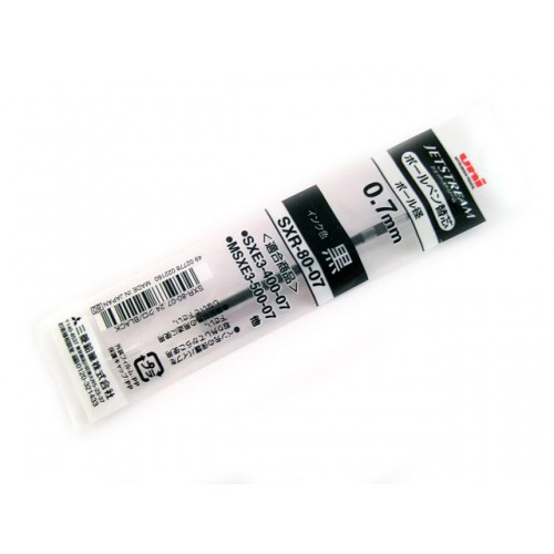 Uni Jetstream Multi Pen Refill - 0.7mm Black