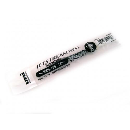 Uni Jetstream Refill SXR-5 - 0.5mm Black