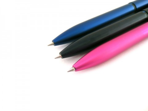 Uni Jetstream Stylus 3 Color and Touch pen - 0.5mm - Black Body