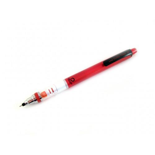 Uni Kuru Toga Mechanical Pencil - Red Body 0.5mm
