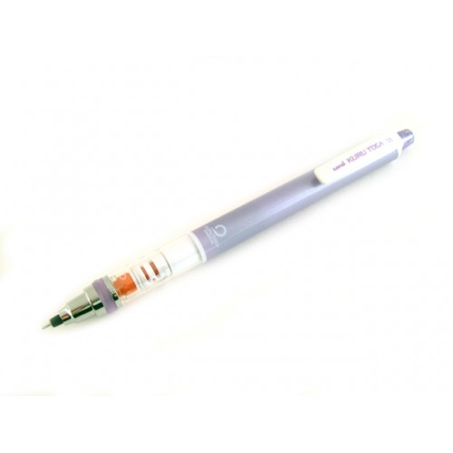Uni Kuru Toga Mechanical Pencil - Violet Body 0.5mm